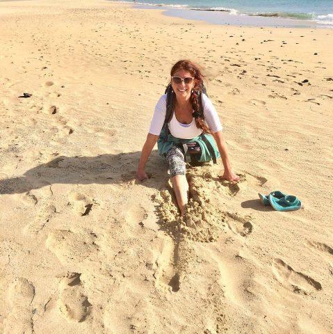 Lelia Strysewske, Lanzarote