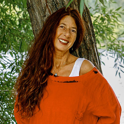 Lelia Strysewske - Autorin, Schiftstellerin, Dichterin